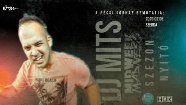 Midweek Madness X ETK – MIK Szezon Nyitó 02.05.