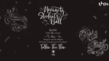 PTE University Student's Ball 2020 ✘ Follow The Flow 02.14.