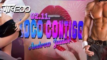 TTKedd – Loco Contigo party