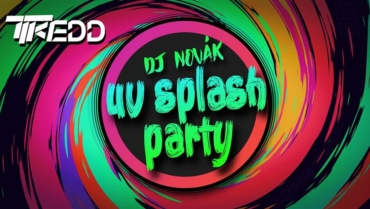 TTKedd – UV splash party