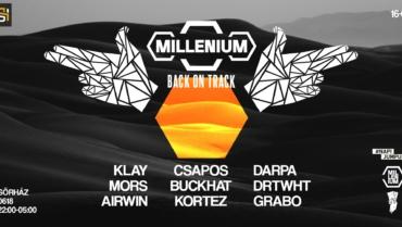 MILLENIUM: ⬣ Back on Track ⬣ 0618